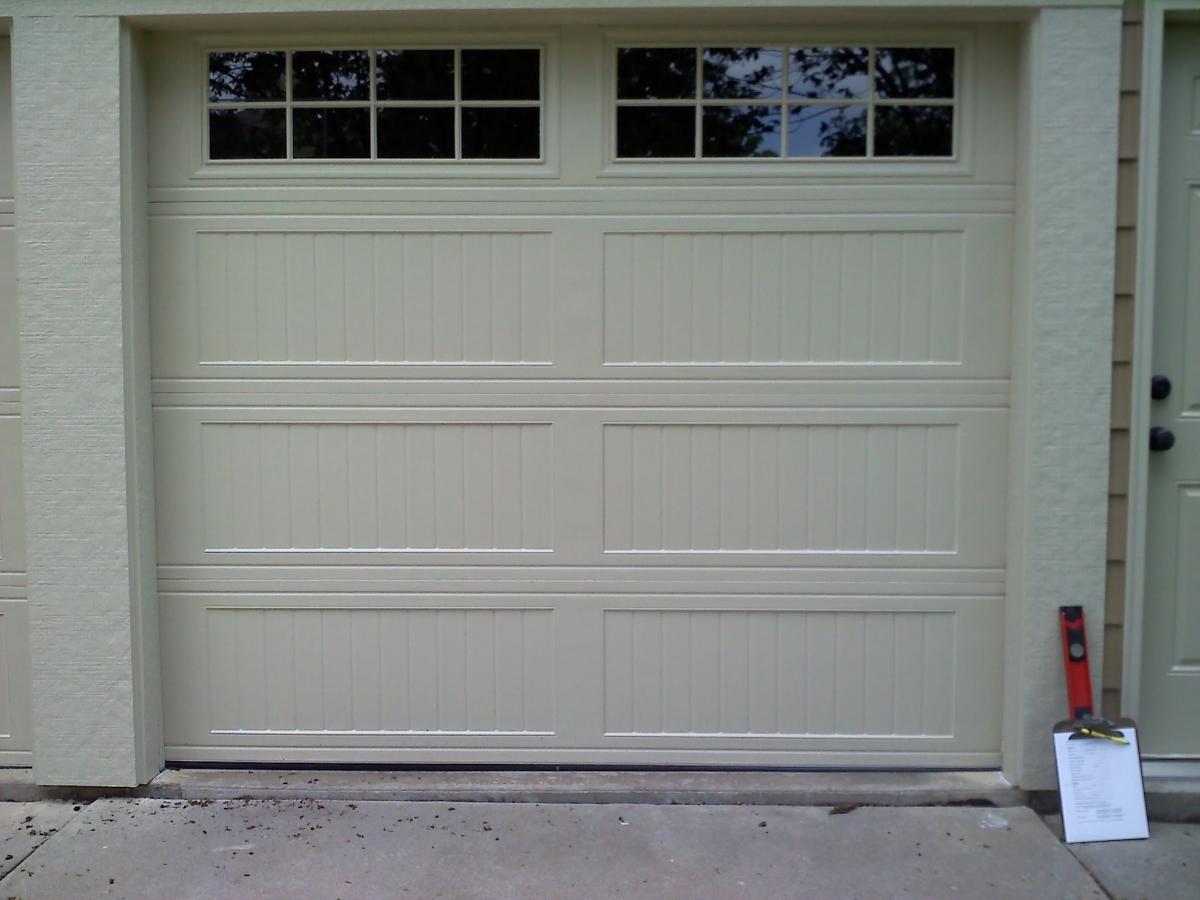 Residential Garage Doors Cheney Door Co Kansas & Cheney Garage Doors Wichita Ks - Garage Door Designs
