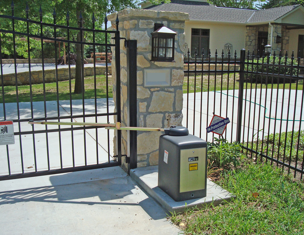 Gate Operators Cheney Door Co Kansas Garage Doors