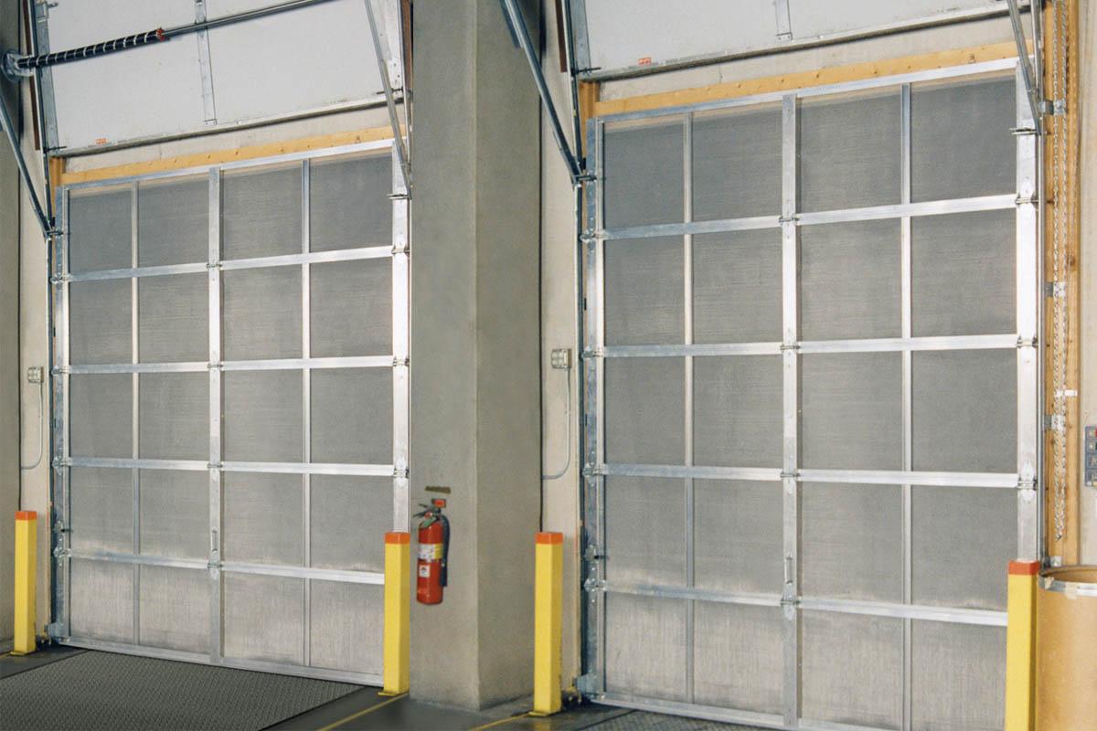 Sectional Door Commercial Steel Insulated & Sectional Doors - Cheney Door Co. Kansas Garage Doors Openers ...