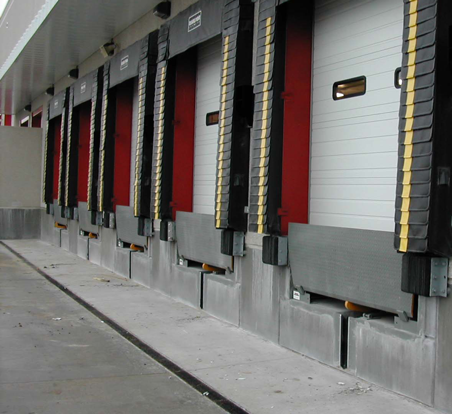 Dock Levelers Cheney Door Co Kansas Garage Doors
