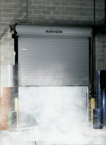 Commercial Duty Fire Door