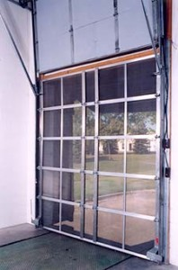 Bug Blocker screen door can be added to your existing door. Let cool breezes in, but keep bugs out!